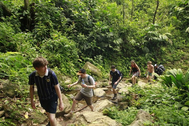 Lost city trek 5 days